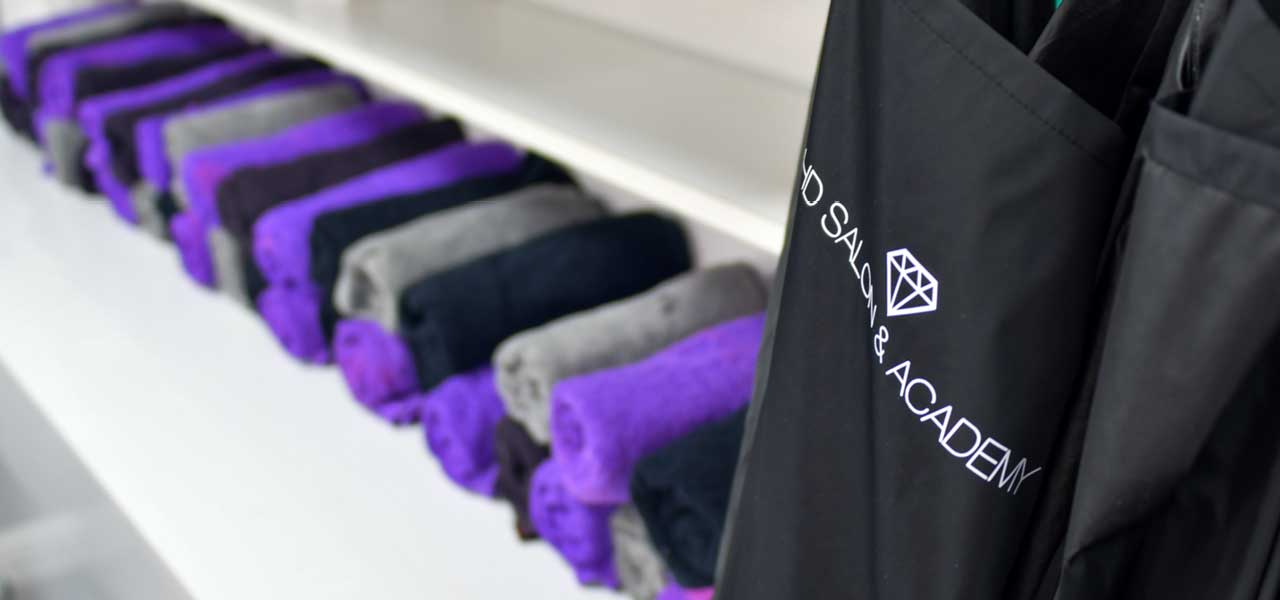 HD salon towels